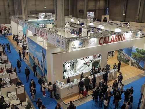 Bit Milano, stand calabrese